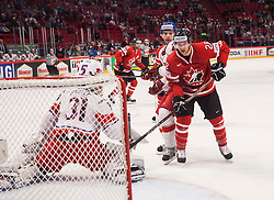 12.05.2013, Globe Arena, Stockholm, SWE, IIHF, Eishockey WM, Kanada vs Tschechische Republik, im Bild Canada Kanada 28 Claude Giroux // during the IIHF Icehockey World Championship Game between Canada and Czech Republic at the Ericsson Globe, Stockholm, Sweden on 2013/05/12. EXPA Pictures © 2013, PhotoCredit: EXPA/ PicAgency Skycam/ Johan Andersson..***** ATTENTION - OUT OF SWE *****