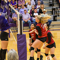 10-03-17 Berryville Sr High Volleyball vs Green Forest