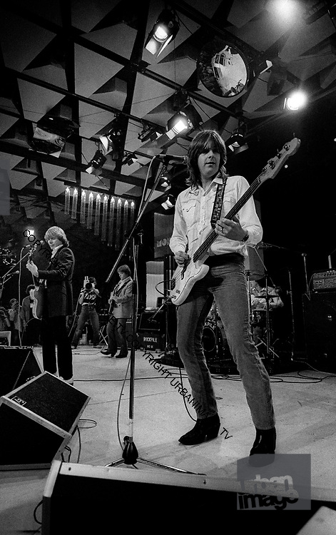 Rockpile backstage - Dave Edmonds