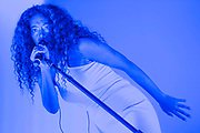 Solange plays the Obelisk Arena -The 2018 Latitude Festival, Henham Park. Suffolk 13 July 2018