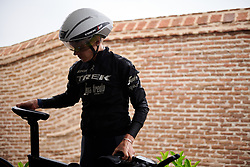 Tayler Wiles (USA) at La Madrid Challenge by La Vuelta 2019 - Stage 1, a 9.3 km individual time trial in Boadilla del Monte, Spain on September 14, 2019. Photo by Sean Robinson/velofocus.com
