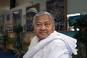 Religieuse bouddhiste