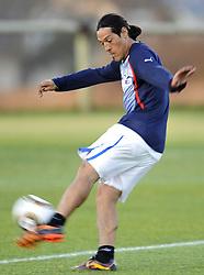 09.06.2010, .Centurion, Johannesburg, RSA, FIFA WM 2010, Italien Training im Bild Mauro Camoranesi., EXPA Pictures © 2010, PhotoCredit: EXPA/ InsideFoto/ G. Perottino / SPORTIDA PHOTO AGENCY