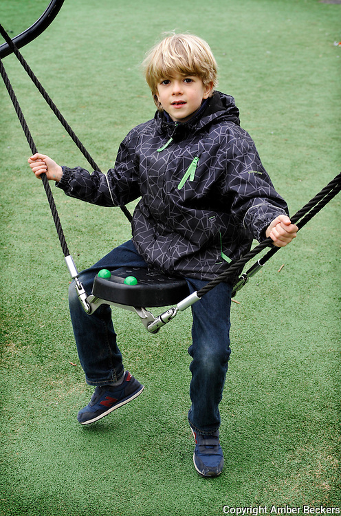 February 12, 2015 - 14:22<br /> The Netherlands, Amsterdam - Noah, 7 years and 8 months old