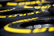 May 21, 2014: Monaco Grand Prix: Pirelli dry tires