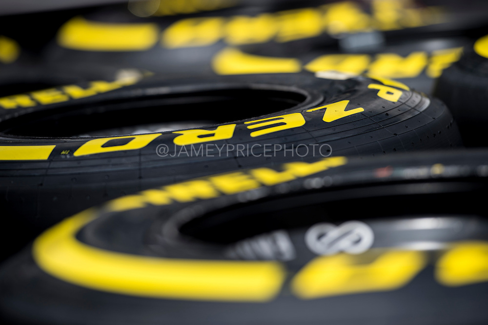 May 21, 2014: Monaco Grand Prix: Pirelli dry tires