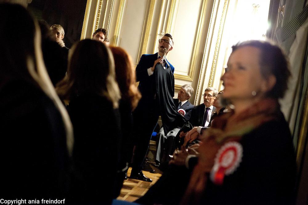 Polish City Club, Gala de Bienfaisance, Paris
