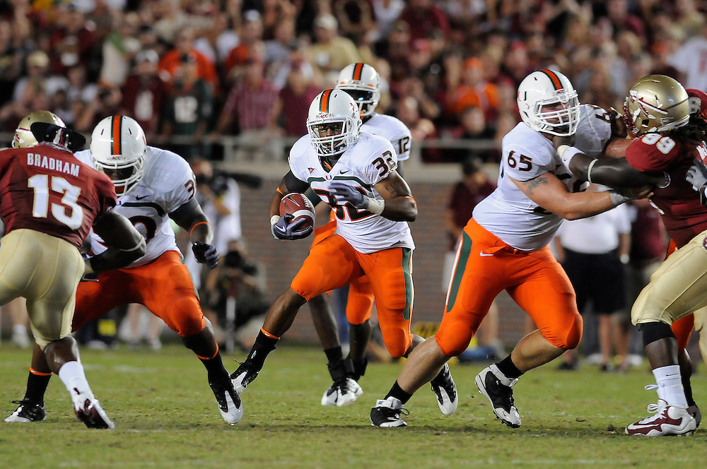 2009 Miami Hurricanes Football @ Florida State