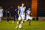 Colchester United forward Aaron Collins (39) during the EFL Trophy match between Colchester United and Southend United at the Weston Homes Community Stadium, Colchester, England on 9 October 2018.