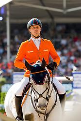 Kuipers Doron, NED, Charley<br /> EC Rotterdam 2019<br /> © Hippo Foto - Sharon Vandeput<br /> 23/08/19