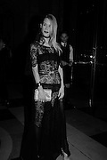 MARY CHARTERIS, Alexander McQueen: Savage Beauty Gala, Victoria and Albert Museum, and A. 12th March 2015