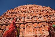 Palace of the Winds (Jawa Mahal), Jaipur, Rajasthan