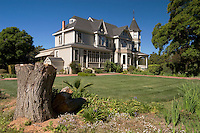The Faulkner House at Faulkner Farm, Santa Paula, California