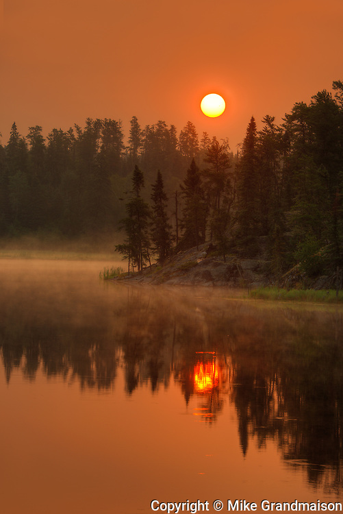 Isabel Lake<br /> Kenora<br /> Ontario<br /> Canada