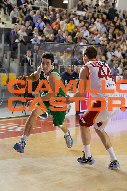 DESCRIZIONE : Roma Lega A 2012-13 Acea Virtus Roma Montepaschi Siena<br /> GIOCATORE : Kristjan Kangur<br /> CATEGORIA : palleggio<br /> SQUADRA : Montepaschi Siena<br /> EVENTO : Campionato Lega A 2012-2013 <br /> GARA : Acea Virtus Roma Montepaschi Siena<br /> DATA : 12/11/2012<br /> SPORT : Pallacanestro <br /> AUTORE : Agenzia Ciamillo-Castoria/ElioCastoria<br /> Galleria : Lega Basket A 2012-2013  <br /> Fotonotizia : Roma Lega A 2012-13 Acea Virtus Roma Montepaschi Siena<br /> Predefinita :