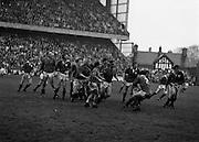 19/03/1977<br /> 03/19/1977<br /> 19 March 1977<br /> Rugby International: Ireland v France, Landsdowne Road, Dublin. France won the game 15-6.