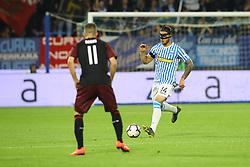 """Foto LaPresse/Filippo Rubin<br /> 26/05/2019 Ferrara (Italia)<br /> Sport Calcio<br /> Spal - Milan - Campionato di calcio Serie A 2018/2019 - Stadio """"Paolo Mazza""""<br /> Nella foto: KEVIN BONIFAZI (SPAL)<br /> <br /> Photo LaPresse/Filippo Rubin<br /> May 26, 2019 Ferrara (Italy)<br /> Sport Soccer<br /> Spal vs Milan - Italian Football Championship League A 2018/2019 - """"Paolo Mazza"""" Stadium <br /> In the pic: KEVIN BONIFAZI (SPAL)"""