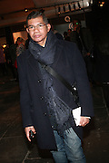 Fred Leiba at the 2010 Mercedes Benz Fall Fashion Week held at Bryant Park on February 12, 2010 in New York City