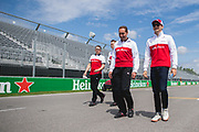 June 7-11, 2018: Canadian Grand Prix. Charles Leclerc (MON), Sauber F1 Team, C37