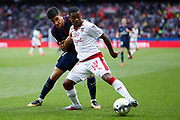 Bordeaux's forward Malcom controls the ball during the French Championship Ligue 1 football match between Paris Saint-Germain and Girondins de Bordeaux on September 30, 2017 at the Parc des Princes stadium in Paris, France - Photo Benjamin Cremel / ProSportsImages / DPPI