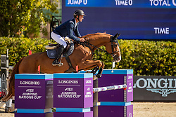Guerdat Steve, SUI, Victorio Des Frotards<br /> FEI Jumping Nations Cup Final<br /> Barcelona 2019<br /> © Hippo Foto - Dirk Caremans<br />  03/10/2019