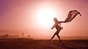 Burning Man Photography by Joseph Sherrock. Fertility 2.0, Black Rock City, Nevada