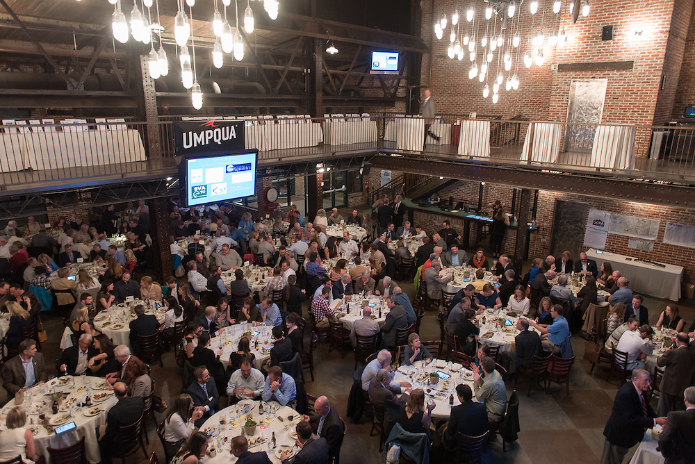2016 MAR 10: The annual Colorado Trout Unlimited River Stewardship Gala held at Mile High Station in Denver, CO.