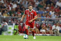 August 1, 2017 - Munich, Germany - Javi Martinez of Bayern during the second Audi Cup football match between FC Bayern Munich and FC Liverpool in the stadium in Munich, southern Germany, on August 1, 2017. (Credit Image: © Matteo Ciambelli/NurPhoto via ZUMA Press)