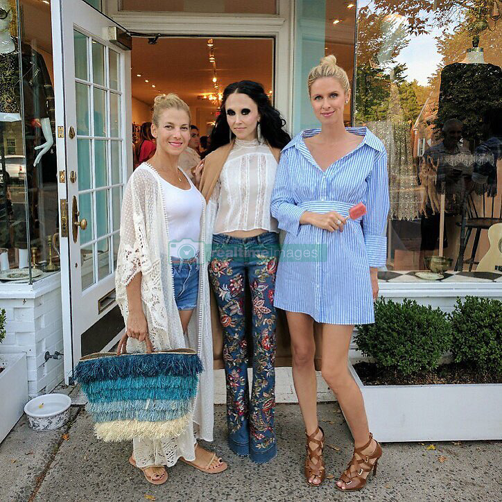 "Nicky Hilton releases a photo on Instagram with the following caption: ""Always \u2764\ufe0f supporting @GoodPlusFDN + the incredible work they do \ud83d\udc4f @jessseinfeld"". Photo Credit: Instagram *** No USA Distribution *** For Editorial Use Only *** Not to be Published in Books or Photo Books ***  Please note: Fees charged by the agency are for the agency's services only, and do not, nor are they intended to, convey to the user any ownership of Copyright or License in the material. The agency does not claim any ownership including but not limited to Copyright or License in the attached material. By publishing this material you expressly agree to indemnify and to hold the agency and its directors, shareholders and employees harmless from any loss, claims, damages, demands, expenses (including legal fees), or any causes of action or allegation against the agency arising out of or connected in any way with publication of the material."