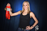 Olympic gymnast Nastia Liukin photographed in Frisco, TX.
