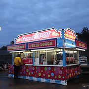 A Cotton Candy seller during the Rochester Red Wings V The Scranton/Wilkes-Barre RailRiders, Minor League ball game at Frontier Field, Rochester, New York State. USA. 16th April 2013. Photo Tim Clayton
