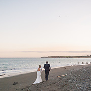 Megan + Sam Robinson Wedding
