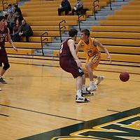 Men's Basketball: Alma College Scots vs. The College of St. Scholastica Saints