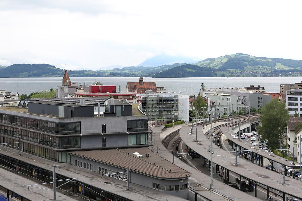 View of Zug, Switzerland