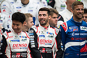 June 12-17, 2018: 24 hours of Le Mans. Jose Maria Lopez,  Toyota Racing, Toyota TS050 Hybrid, Jenson Button, 11 SMP Racing