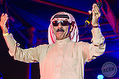 KCRW Summer Nights: Omar Souleyman, De Lux, The Slightlys + KCRW DJ Aaron Byrd