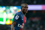 Moussa DIABY (PSG) during the French Championship Ligue 1 football match between Paris Saint-Germain and AS Saint-Etienne on September 14, 2018 at Parc des Princes stadium in Paris, France - Photo Stephane Allaman / ProSportsImages / DPPI