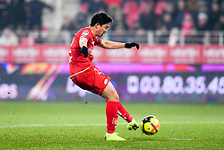 January 26, 2019 - Dijon, France - 22 CHANGHOON KWON (DIJ) - BUT (Credit Image: © Panoramic via ZUMA Press)
