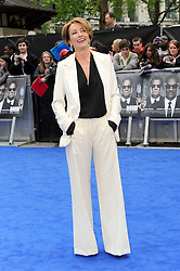 Emma Thompson arrives for the Men in Black 3 - UK film premiere, London, Wednesday May 16, 2012. Chris Joseph/i-Images