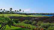 Mauna Lani Resort, Golf Course, Kohala Coast, Big Island of Hawaii, Hawaii