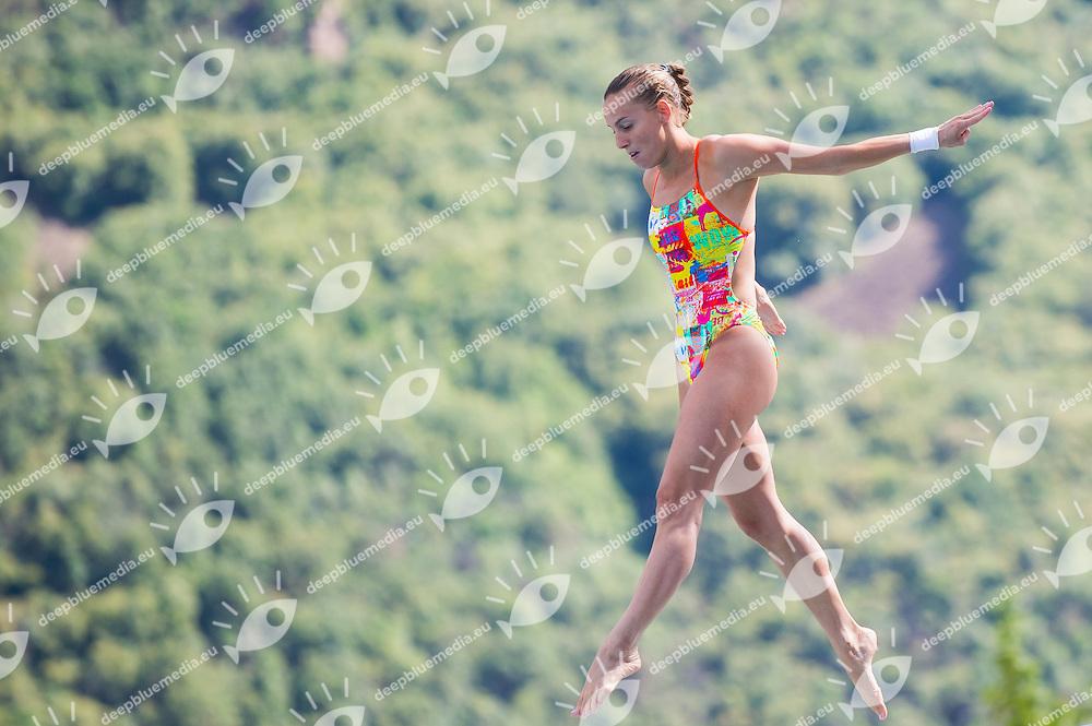 CAGNOTTO Tania ITA gold medal<br /> Bolzano, Italy <br /> 22nd FINA Diving Grand Prix 2016 Trofeo Unipol<br /> Diving<br /> Womens' 3m springboard final <br /> Day 03 17-07-2016<br /> Photo Giorgio Perottino/Deepbluemedia/Insidefoto