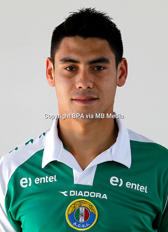 Chile Football League Serie A  /<br /> ( Audax Italiano ) - <br /> Felipe Mora