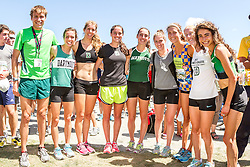 41st Falmouth Road Race: Dartmouth runners