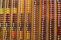Tasting room, Herzog Wine Cellars (a kosher winery), Oxnard, California USA