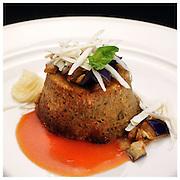 Le Ricette Tradizionali della Cucina Italiana.Italian Cooking Recipes. Sformato di melanzane.