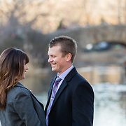 Holly and Michael - Central Park, NY