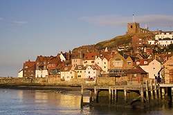 July 21, 2019 - Cityscape Of Whitby, North Yorkshire, England (Credit Image: © John Short/Design Pics via ZUMA Wire)