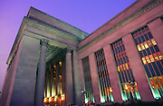 30th Street Amtrak Station, Exterior, Historic Philadelphia, PA