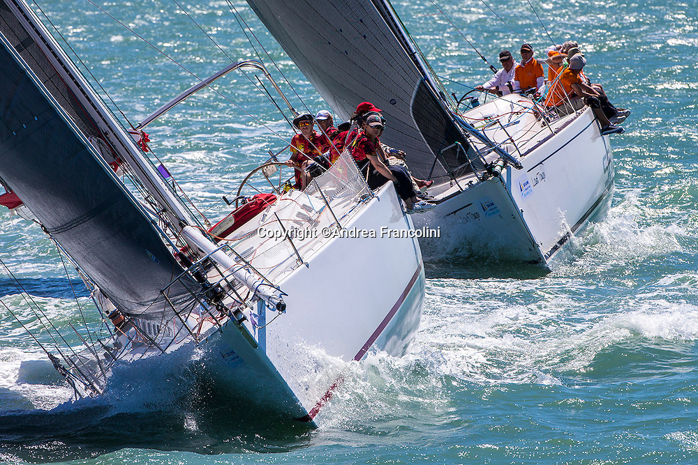 Sealink Magnetic Island Race week 2016<br /> 5/9/2016<br /> ph. Andrea Francolini<br /> WINE DARK SEA