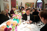 GREGOR MUIR, Annual Dinner. Royal Academy of Arts. Piccadilly. London. 8 June 2010. -DO NOT ARCHIVE-© Copyright Photograph by Dafydd Jones. 248 Clapham Rd. London SW9 0PZ. Tel 0207 820 0771. www.dafjones.com.